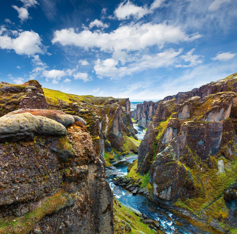 Фотообои «Живописные скалы»