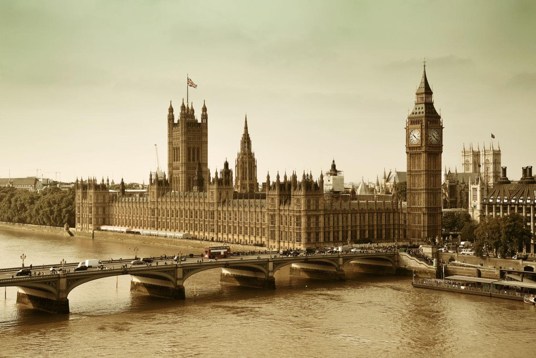 Фотообои «Достопримечательности Лондона»