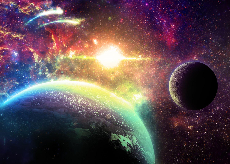 Фотообои «Планеты 3»