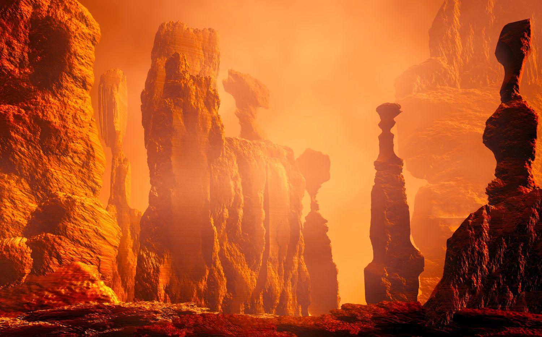 Фотообои «Скалы 2»