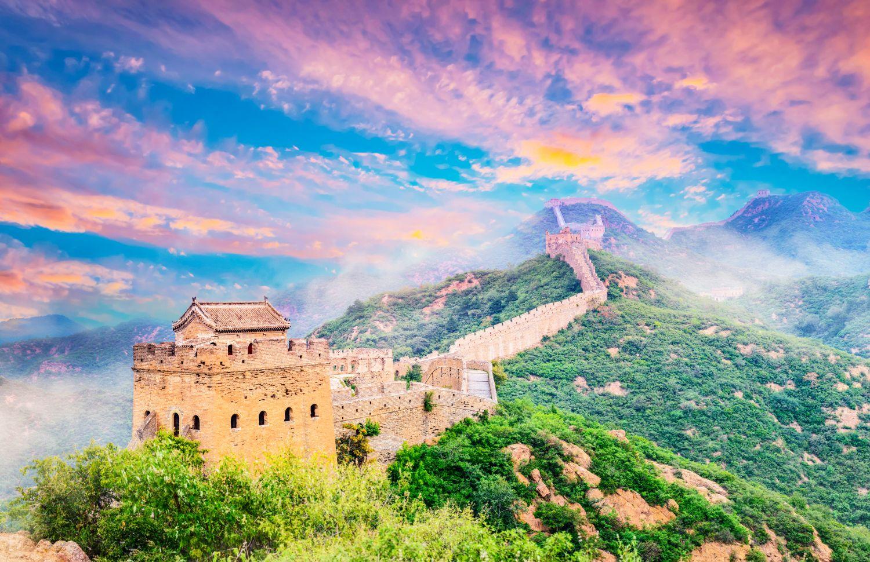 Фрески «Китай 22»