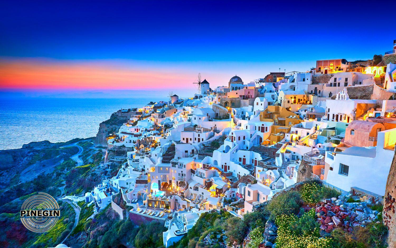 Фотообои «Греция»