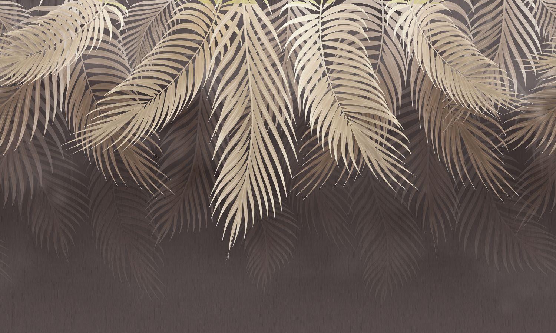 Фотообои «Пальмовые листья»