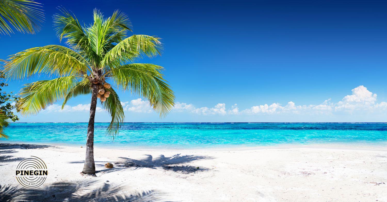 Фотообои «Райский пляж»