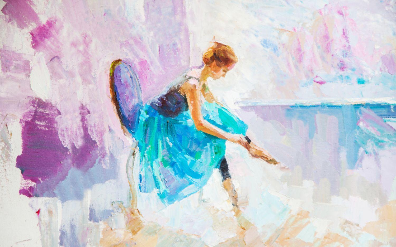 Фотообои «Балерина»