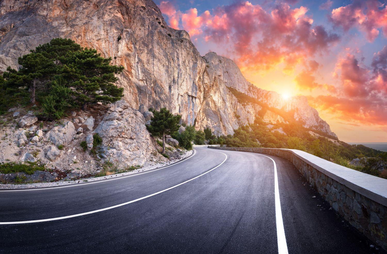 Фотообои «Дороги 7»
