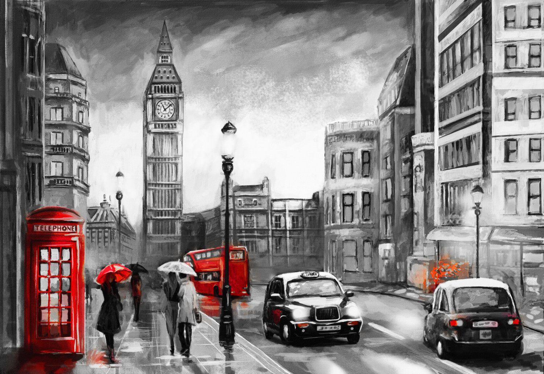 Фрески «Нарисованный Лондон»