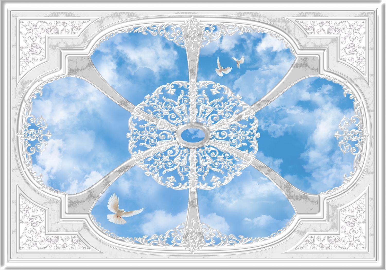 Фрески «Потолок 13»