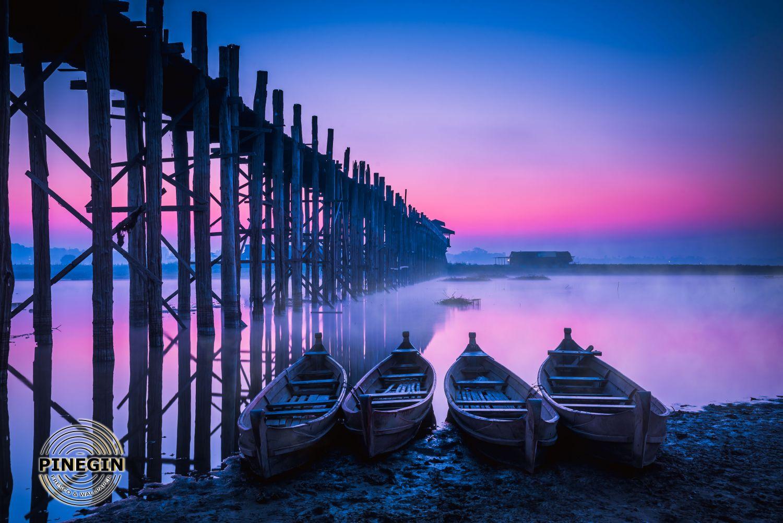 Фотообои «Старый мост»