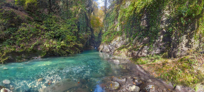 Фрески «Река в Сочи»