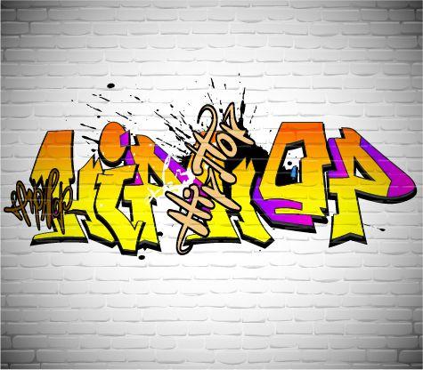 Фрески «Граффити 18»