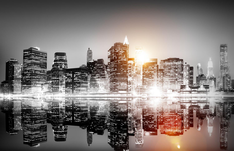 Фотообои «Мегаполис»