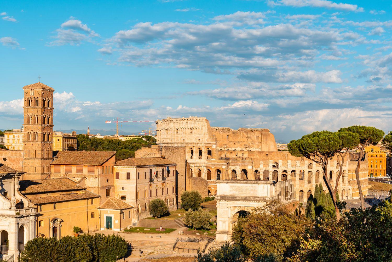 Фрески «Старый Рим»