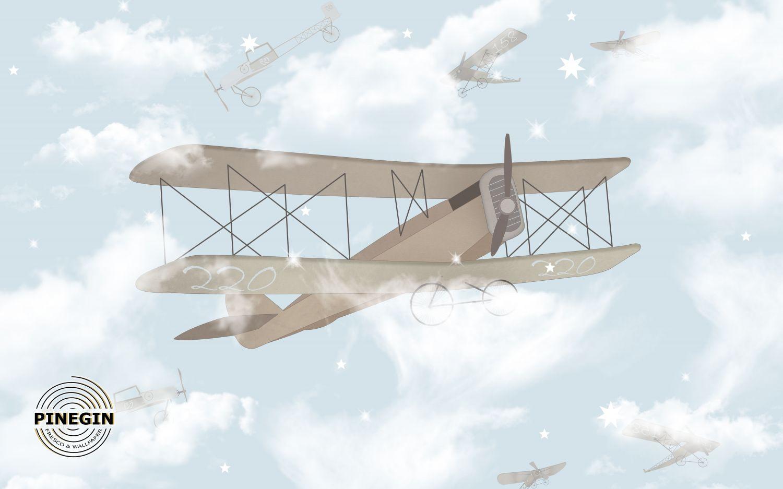Фотообои «Самолет»
