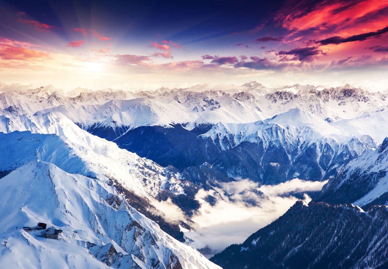 Фотообои «Вершина Эльбруса »