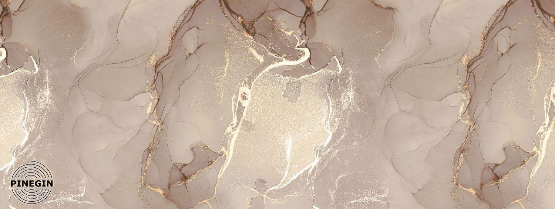 Фотообои «Светло-коричневый флюид»
