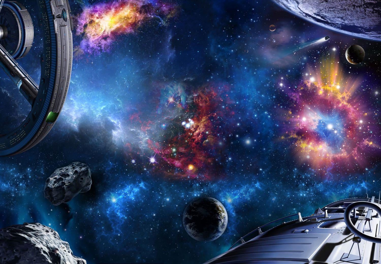 Фотообои «Сквозь Вселенную»