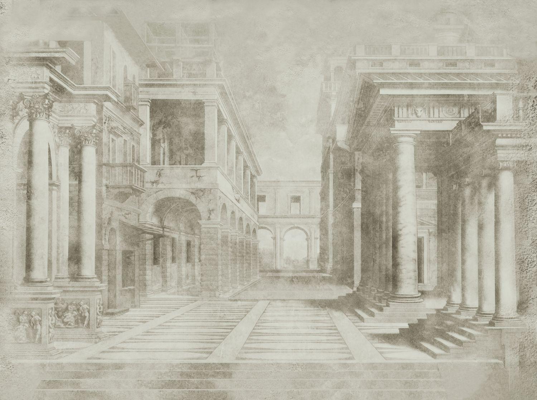 Фотообои «Римская площадь»