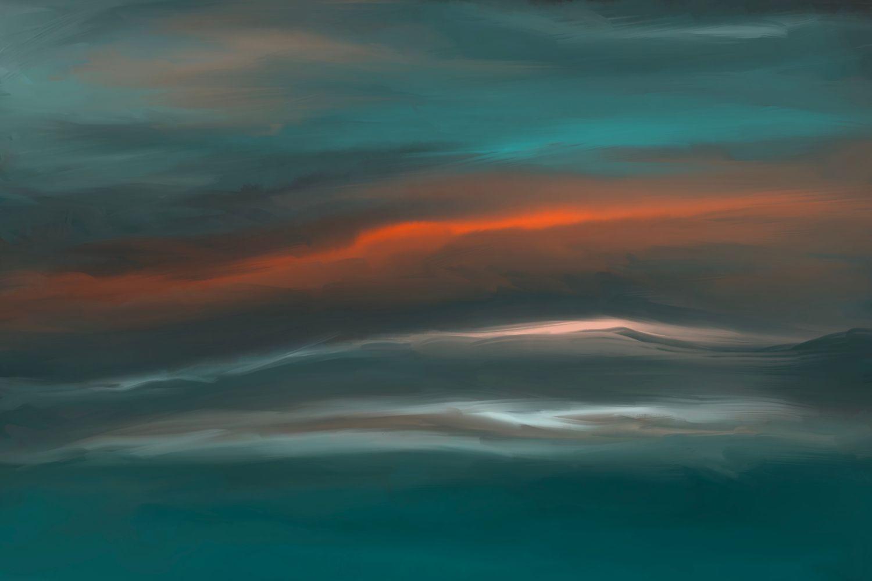 Фрески «Облака 30»