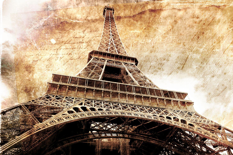 Фотообои «Эйфелева башня 6»