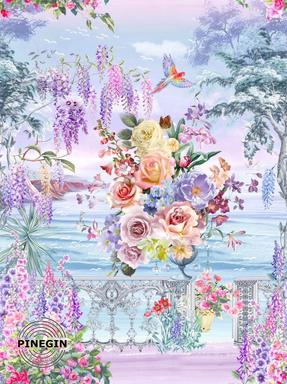 Фотообои «Райский сад»