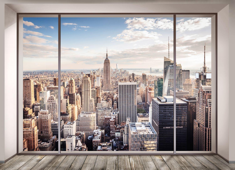 Фрески «Панорамные окна»