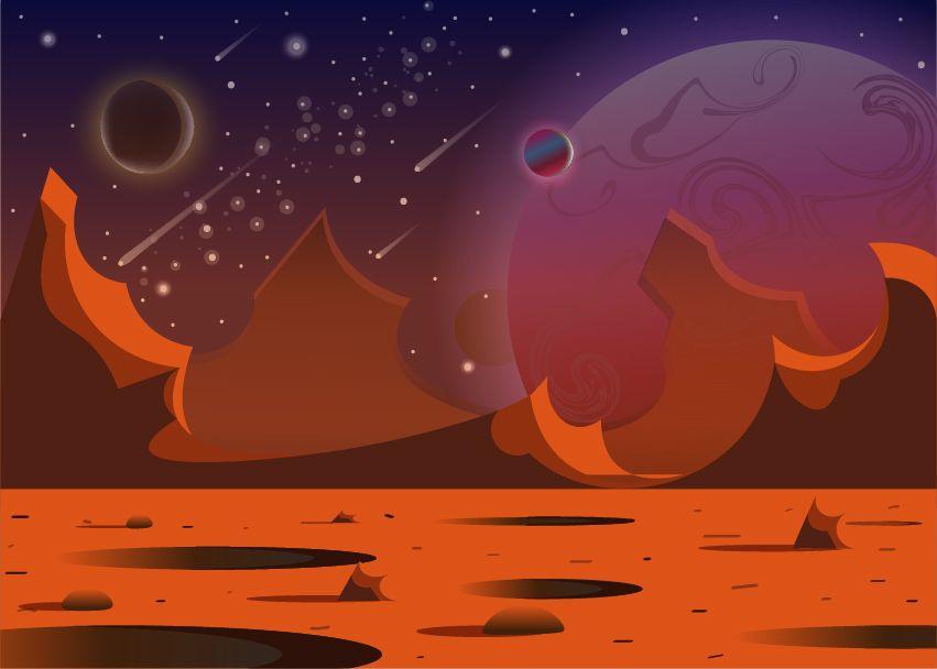 Фотообои «Планеты 15»