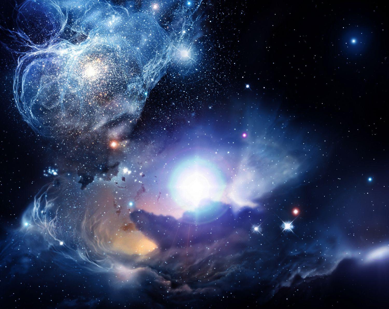 Фотообои «Звездная пыль»