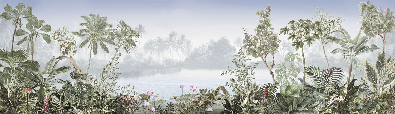 Фотообои «Природа джунглей»