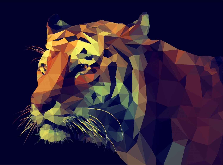 Фрески «Тигры 1»