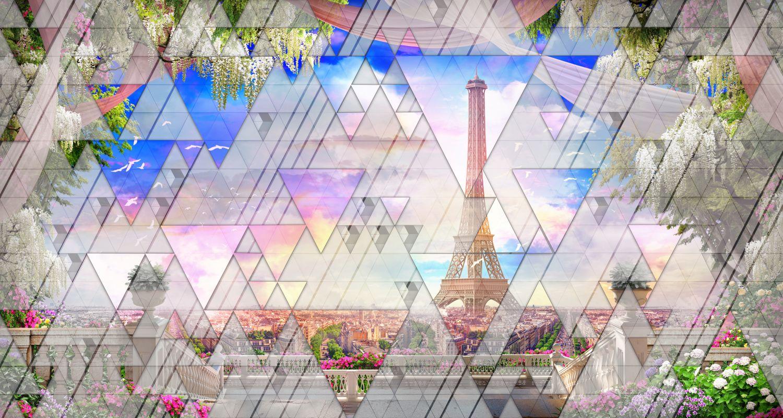 Фотообои «Эйфелева башня 29»