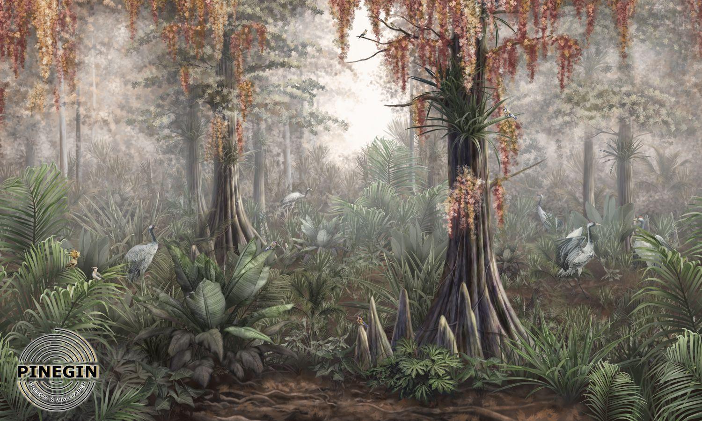 Фотообои «Тропический пейзаж»