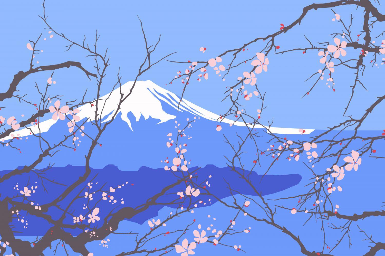 Фотообои «Сакура 4»
