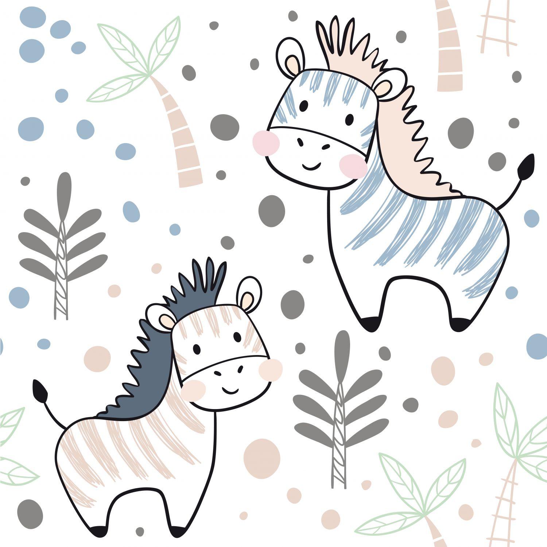 Фрески «Зебры 12»