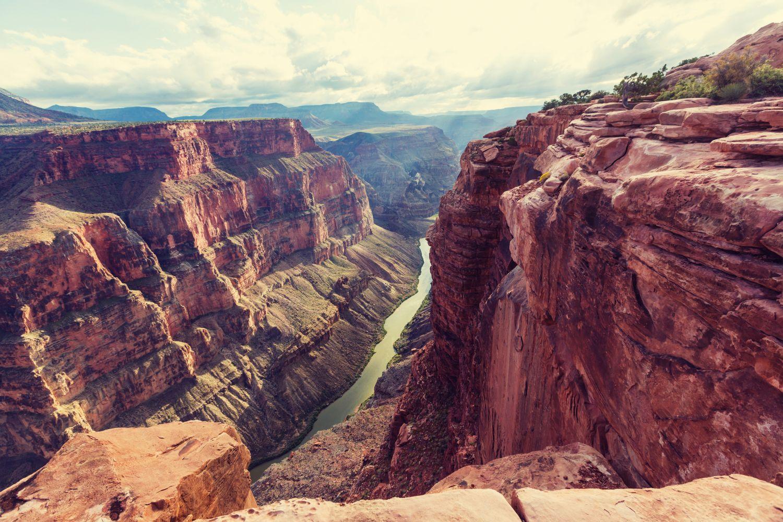 Фотообои «Большой каньон»