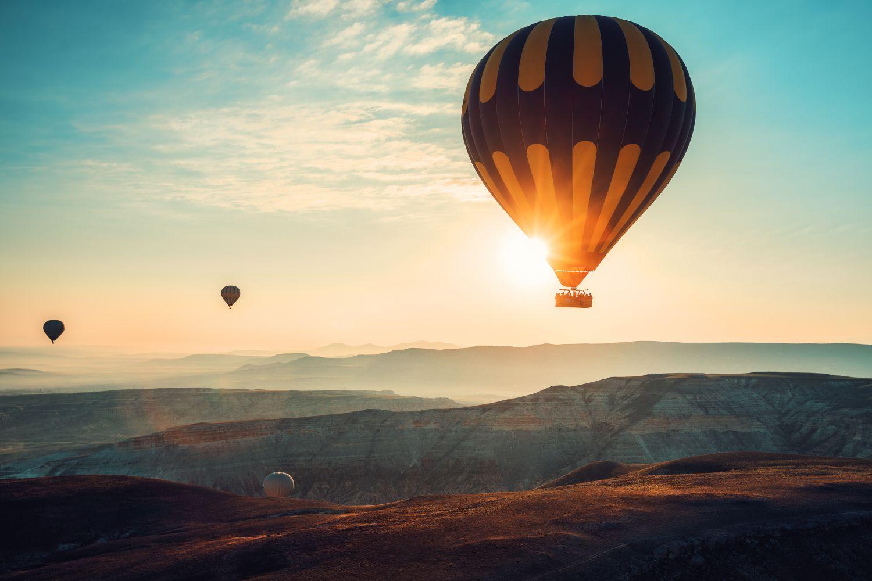 Фрески «Воздушные шары 4»