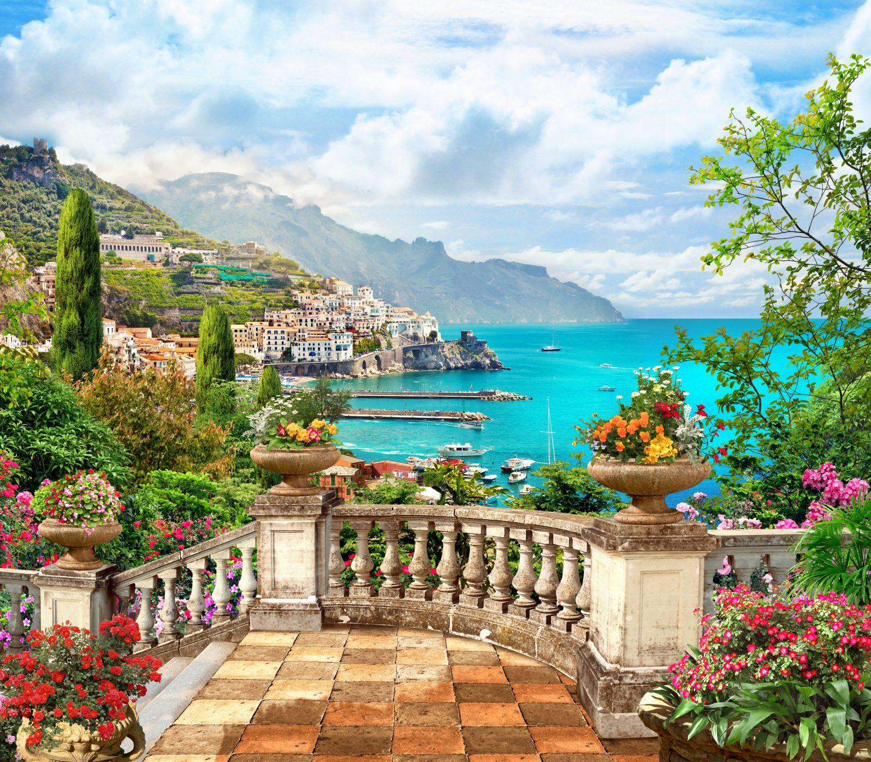 Фотообои «Красивый пейзаж»