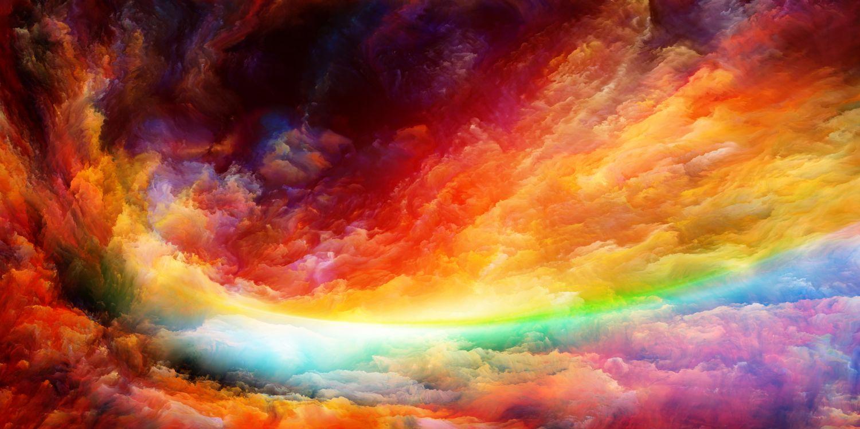 Фрески «Красные облака»