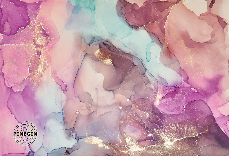 Фрески «Акварельная абстракция»