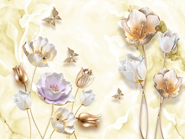 Фотообои «Тюльпаны 8»