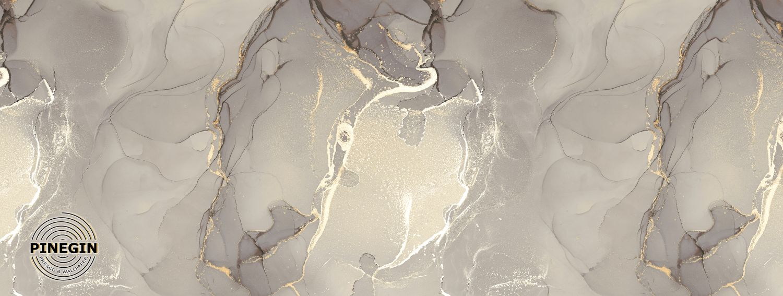 Фотообои «Нежно-серый флюид»