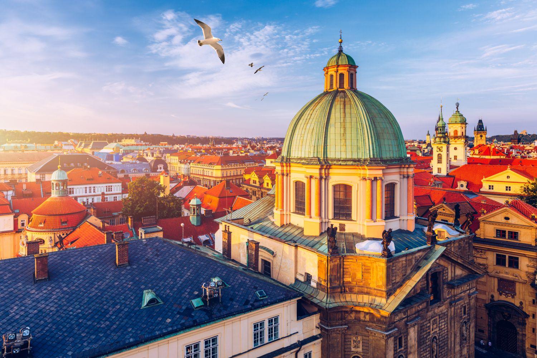 Фрески «Прага 21»