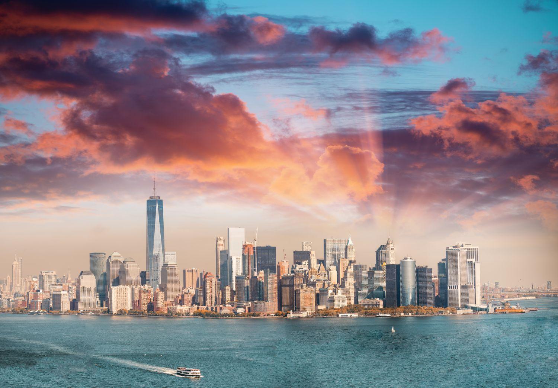 Фотообои «Нью-Йорк 19»