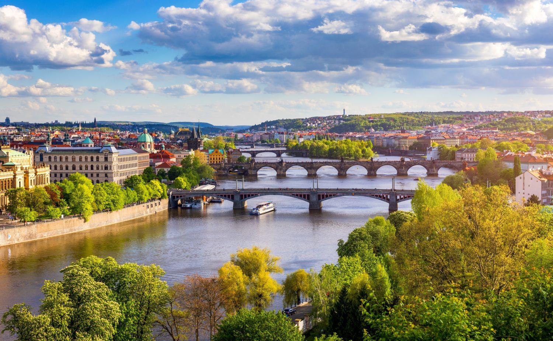 Фотообои «Прага 24»