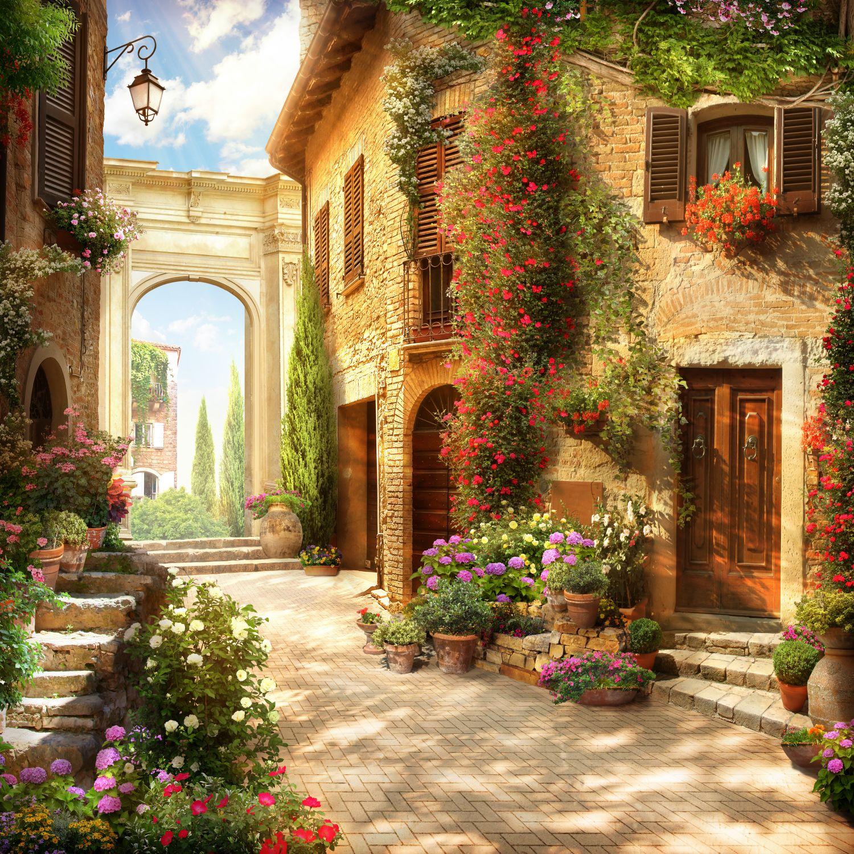 Фотообои «Итальянский прованс»