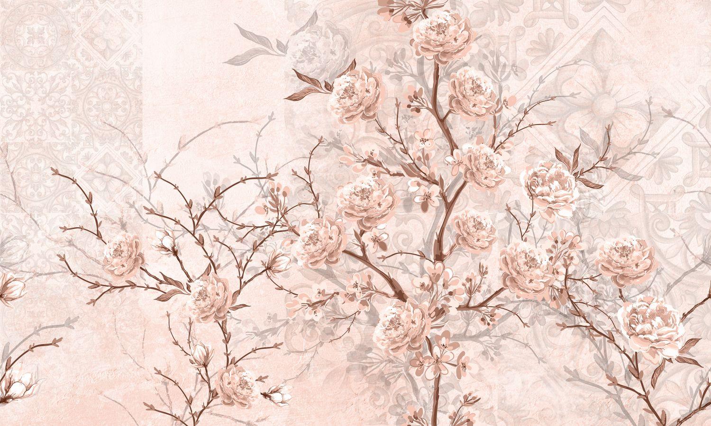 Фотообои «Цветущее дерево»