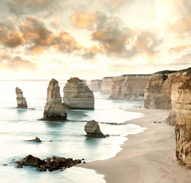 Фотообои «Скалистый берег»