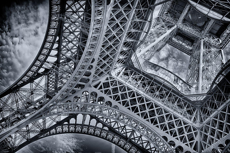 Фрески «Эйфелева башня 13»