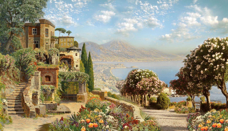 Фотообои «Старая Италия»