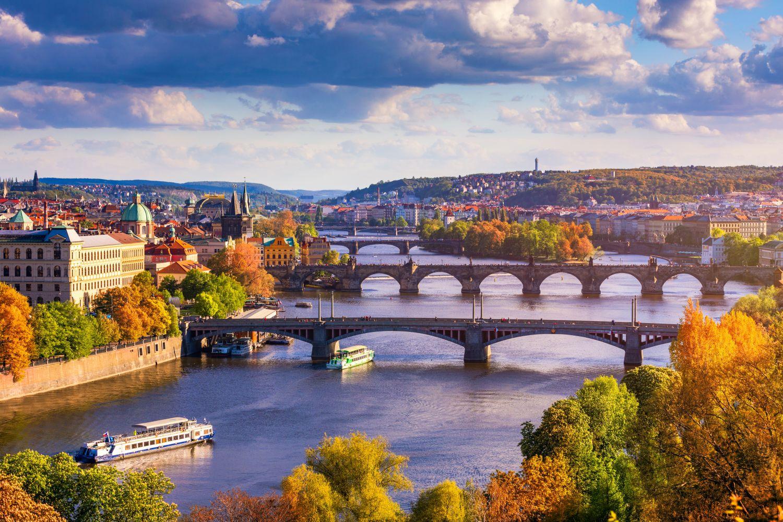 Фотообои «Прага 4»